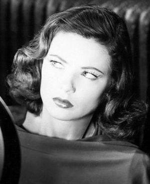 Laura Gene Tierney 2